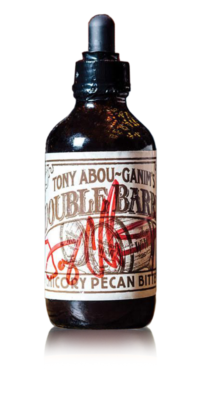 Tony Abou-Ganim's Double Barrel Bitters